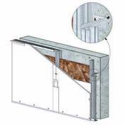 Dalle DELTA UFF 15/30R VETU NOIR - 1980x1200mm - Plafonds suspendus - Revêtement Sols & Murs - GEDIMAT