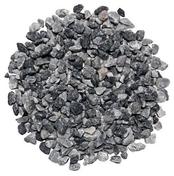 Gravier marbré bleu lagon 8/12 mm sac 35 kg - Pierres naturelles - Revêtement Sols & Murs - GEDIMAT