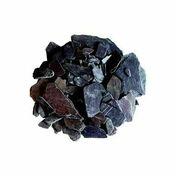 Ardoise violette 30/60 sac de 25kg - Bordure métal droite et cintrable 99 x 12 cm - Gedimat.fr