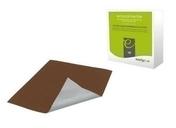 Patch de fixation 10 x 10 cm - Revêtements synthétiques - Aménagements extérieurs - GEDIMAT
