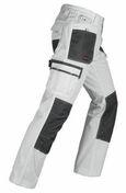 """Pantalon avec renforcements """"SMART"""" coloris Blanc Taille XXL - Protection des personnes - Vêtements - Outillage - GEDIMAT"""