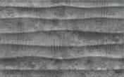 Décor mat COSY WAVE 25x40 cm épaisseur 7,5 mm basalt - Carrelages murs - Cuisine - GEDIMAT