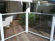 Clôture de piscine en PVC HORIZON en kit - Sécurités piscine - Aménagements extérieurs - GEDIMAT