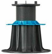 Plot réglable pour dalle hauteur de 140 à 230 mm - Plot auto-nivellant pour dalle hauteur de 155 à 245 mm - Gedimat.fr
