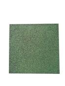 Dalle amortissante caoutchouc antidérapante 50 x 50 x 2,5 cm vert - Pavés - Dallages - Aménagements extérieurs - GEDIMAT