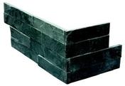 Angle de parement LAVA dim.20/40 x 15 x 1-2 cm  - Margelles - Revêtement Sols & Murs - GEDIMAT