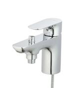 Mitigeur bain-douche monotrou ALEO chromé - Bains-douches - Salle de Bains & Sanitaire - GEDIMAT