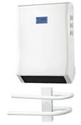 Soufflant sèche-serviette 2000W. 2 allures de chauffe 1000/2000W - Chauffage salle de bain - Salle de Bains & Sanitaire - GEDIMAT