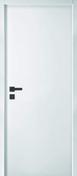 Bloc-porte palière acoustique stable climat II 40 dB haut.2,04 m larg.83 cm poussant gauche - Laine de verre en panneau roulé ACOUSTILAINE 035 revêtue kraft R=2,10 long.8,10m larg.0,60m ép.75mm - Gedimat.fr