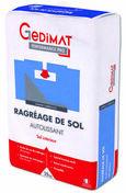 Ragréage de sol autolissant P3 25 kg GEDIMAT PERFORMANCE PRO - Tuile PLATE 20x30 HUGUENOT coloris ardoise - Gedimat.fr