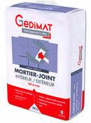 Mortier joint intérieur / extérieur blanc 5 kg GEDIMAT PERFORMANCE PRO - Compartiments professionnelle grand modèle 25 pièces - Gedimat.fr
