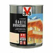 Lasure haute protection satin pin scandinave  - pot 0,125l - Gedimat.fr