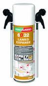 Mousse PU 6032 LANKO EXPANSE - aérosol de 500ml - Pâtes et Mastics sanitaires - Plomberie - GEDIMAT
