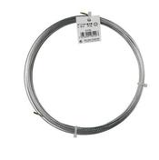 Câble de levage acier galvanisé charge de travail indicative 37kg Long.10m diam.1,50mm - Chaines - Cordes - Arrimages - Quincaillerie - GEDIMAT