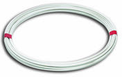 Fil à linge acier plastifié blanc D.ext.2.7mm - 20m - Chaines - Cordes - Arrimages - Quincaillerie - GEDIMAT