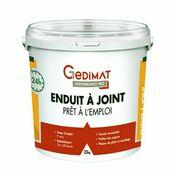 Enduit à joint pâte 24h 25 kg GEDIMAT PERFORMANCE PRO - Enduit de parement traditionnel PARDECO TYROLIEN sac de 25kg coloris T44 - Gedimat.fr