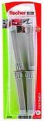 Tamis injection plastique FIS HK NV - 16x85mm - blister de 4 pièces - Scellements chimiques - Quincaillerie - GEDIMAT