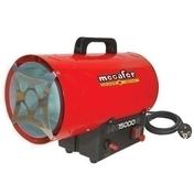 Canon à air chaud gaz 15 000W Long.42,5cm Haut.21cm Ép.31 cm - GEDIMAT - Matériaux de construction - Bricolage - Décoration