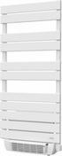 Radiateur sèche-serviettes LIO Blanc 1600W Long.55cm Haut.109,5cm 22,50kg - Chauffage d'appoint - Chauffage & Traitement de l'air - GEDIMAT