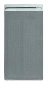 Panneau rayonnant életronique EDISON modèle Vertical Long.45cm Haut.100cm Ép.11,8cm 1500W Blanc - Laine de verre IBR revêtue kraft - 3x1,20m Ep.260mm - R=6,50m².K/W. - Gedimat.fr