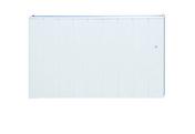 Radiateur à inertie refractite MANON Blanc 1000W Bas CHAUFELEC - GEDIMAT - Matériaux de construction - Bricolage - Décoration
