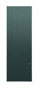 Radiateur à inertie réfractite MANON Gris 1000W Vertical CHAUFELEC - GEDIMAT - Matériaux de construction - Bricolage - Décoration