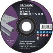 Disque à tronçonner star acier inox - Goujon ancrage FBN II 12/20 R - boite de 20 pièces - Gedimat.fr