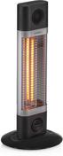 Sigma réglette Infrarouge sur pied 600 et 1200W DISMO France - Radiateurs électriques - Chauffage & Traitement de l'air - GEDIMAT