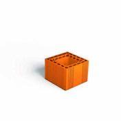 Boisseau traditionnel alvéolé - 300x500x250mm - Conduits de cheminée - Boisseaux - Matériaux & Construction - GEDIMAT