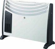 Convecteur MOBILE TURBO Blanc 2000W - GEDIMAT - Matériaux de construction - Bricolage - Décoration