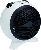 Radiateur soufflant 2000W - Chauffage soufflant céramique Tako 1800W - Gedimat.fr