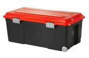 Malle de rangement camper 75L - Boîtes à outils - Coffres - Servantes - Outillage - GEDIMAT