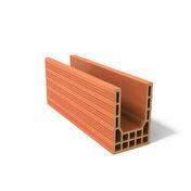 Linteau rectifié 10 - 560x150x219mm - Briques de construction - Matériaux & Construction - GEDIMAT
