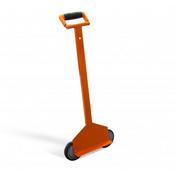 Mini chariot transporteur de plaques ROLL PLAC - Outillage du plaquiste et plâtrier - Isolation & Cloison - GEDIMAT