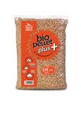 Granulés de bois BIO PLUS pour poêle à pellets sac de15kg - Granulés de bois BIO pour poêle à pellets sac de15kg - Gedimat.fr