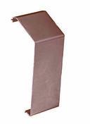 Couvre-joint aluminium 87x30x35mm pour bardage composite co-extrudé Atmosphère sachet de 8 pièces Brun Clair - Profilé d'angle aluminium 89 x 89 mm long.3,60m pour bardage co-ex Atmosphère Gris Anthracite - Gedimat.fr