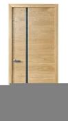 Bloc porte SIGNATURE MINERAL pleine huisserie pose fin de chantier  KM1  CL 72mm coloris bi-matière haut.2,04m lar.93cm poussant gauche - Portes d'intérieur - Menuiserie & Aménagement - GEDIMAT