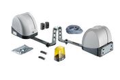Motorisation TWIST avec bras articulé pour portail battant larg.2,50m et 250kgs - Automatismes - Electricité & Eclairage - GEDIMAT
