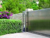 Motorisation RUNNER pour portail coulissant jusqu'à 8,00m et 600kgs - Automatismes - Electricité & Eclairage - GEDIMAT