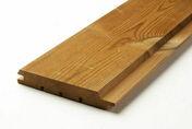 Bardage THERMOWOOD profil grain d'orge brossé Sapin du Nord 18x180mm Long.3.9m - GEDIMAT - Matériaux de construction - Bricolage - Décoration