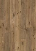 Plinthe stratifié LIVING EXPRESSION SENSATION MODERN larg.58 mm long.2.50 m finition Chêne du domaine - Sols stratifiés - Menuiserie & Aménagement - GEDIMAT