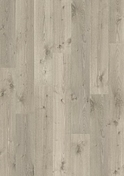 Plinthe stratifié LIVING EXPRESSION SENSATION MODERN larg.58 mm long.2.50 m finition Chêne gris - Sols stratifiés - Menuiserie & Aménagement - GEDIMAT