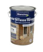 Huile Terrasse Bardage Chêne moyen 5L - Traitements curatifs et préventifs bois - Couverture & Bardage - GEDIMAT