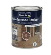 Huile Terrasse Bardage Ipé 1L - Traitements curatifs et préventifs bois - Couverture & Bardage - GEDIMAT