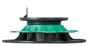 Plot réglable pour lambourde hauteur de 50 à 80 mm - Lame de terrasse Composite FOREXIA ELEGANCE lisse lisse ép.23mm larg.180mm long.4m Gris Gris Anthracite - Gedimat.fr