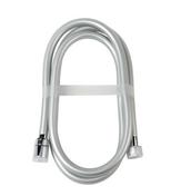 FLEXIBLE PVC SILVER TWIST 1M75 - Douchettes et Flexibles de douche - Salle de Bains & Sanitaire - GEDIMAT