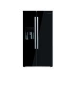 Réfrigérateur américain SCHNEIDER 550 litres Noir - Réfrigérateurs - Cuisine - GEDIMAT