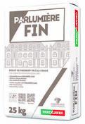 Enduit de restauration PARLUMIERE FIN O50 - sac de 25kg - Enduits de façade - Revêtement Sols & Murs - GEDIMAT
