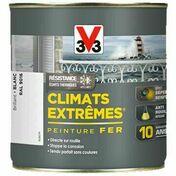 Peinture fer CLIMATS EXTREMES brillant noir charbon  - pot 1,5l - Peintures fer - Peinture & Droguerie - GEDIMAT