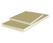 Mousse polyuréthane UTHERM SARKING K - 1,20x1m Ep.130mm - R=6,00m².K/W. - Isolation Thermique par Extérieur - Isolation & Cloison - GEDIMAT